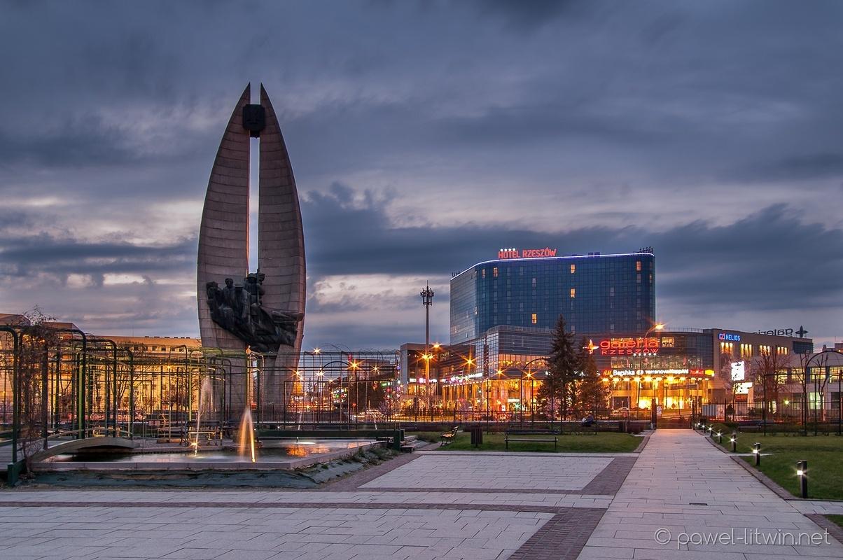 Pomnik i Galeria Rzeszów