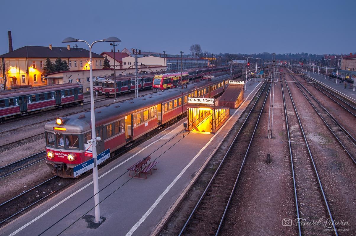 Dworzec PKP Rzeszów