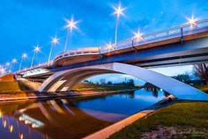 Most Zamkowy w Rzeszowie