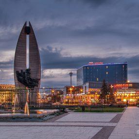Pomnik Czynu Rewolucyjnego Rzeszów