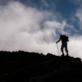 Trekking w Tatrach, fotograf Paweł Litwin