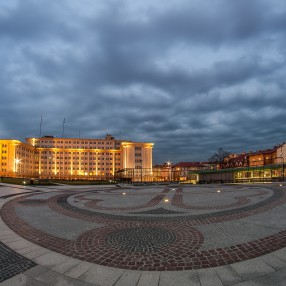 Urząd wojewódzki Rzeszów, fotograf Paweł Litwin