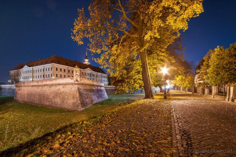 Zamek Lubomirskich w Rzeszowie, fotograf architektury Paweł Litwin