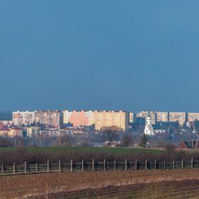 Ostrowiec Świętokrzyski - panorama, fotograf Paweł Litwin