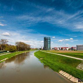 Capital Towers, Wislok, Rzeszów, fotograf Paweł Litwin
