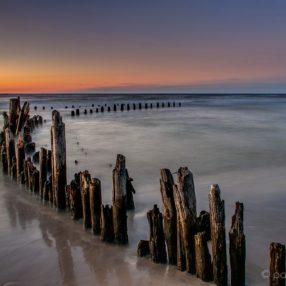 Karwia - plaża, fotograf Paweł Litwin