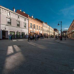 Ulica 3 maja, Rzeszów, Paniaga