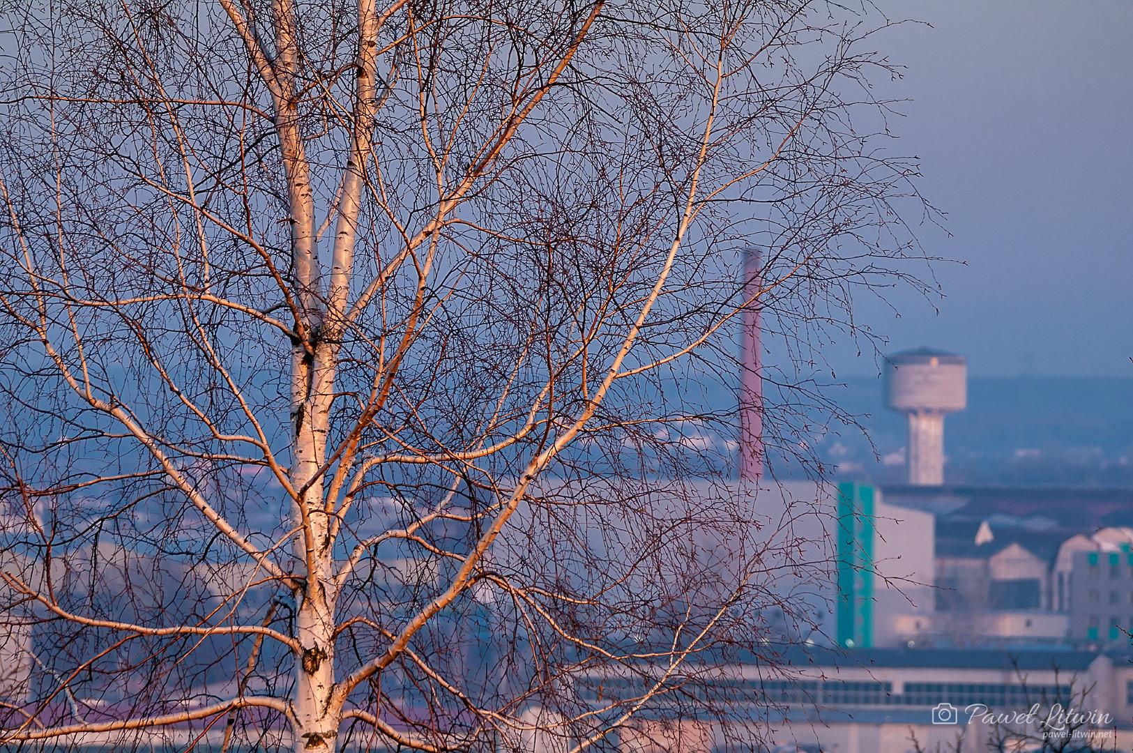 Ostrowiec Świętokrzyski - wieża ciśnień