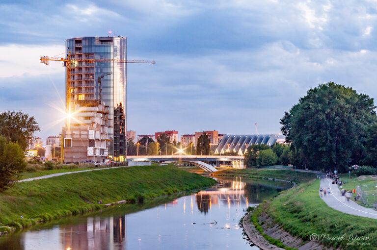 Olszynki i Capital Towers w Rzeszowie, 30.07.2015
